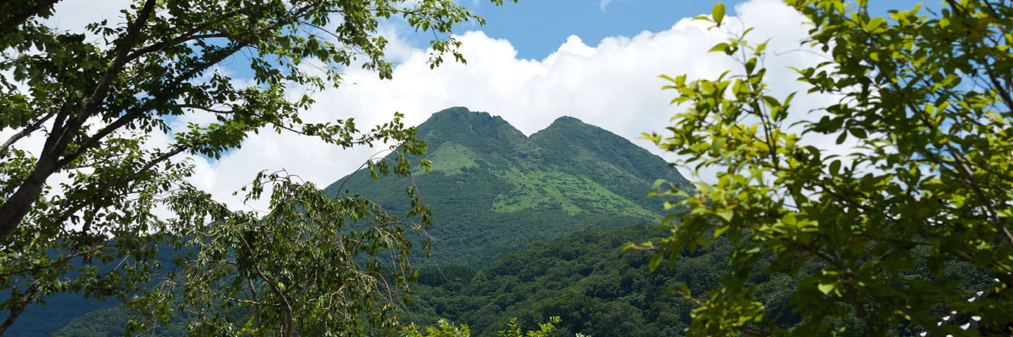 Bask in the extraordinary luxury comforts at the magnificent Mt. Yufu