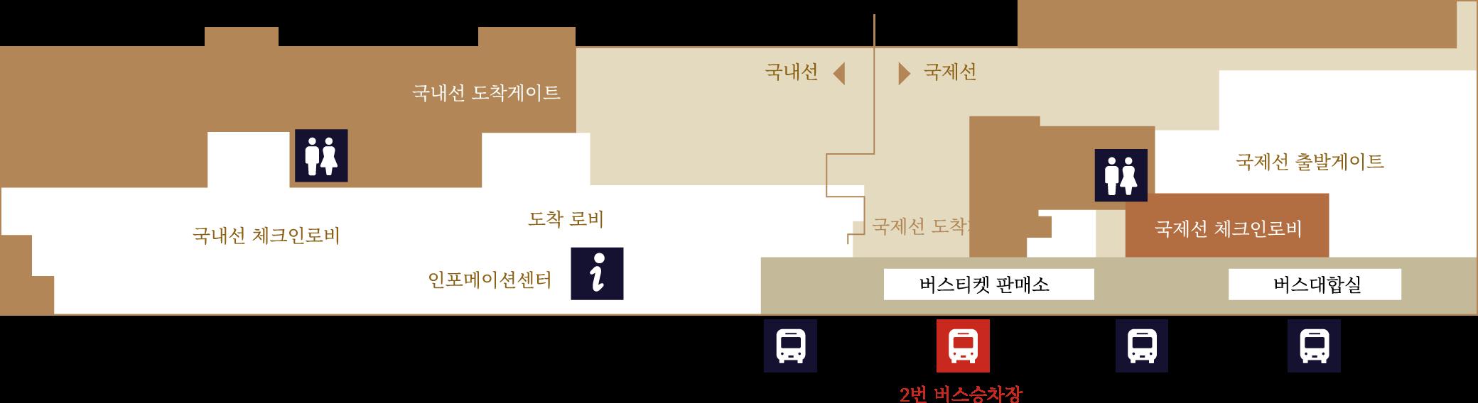 후쿠오카 공항 안내