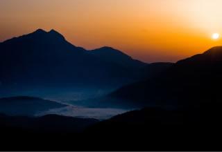 유후다케 산