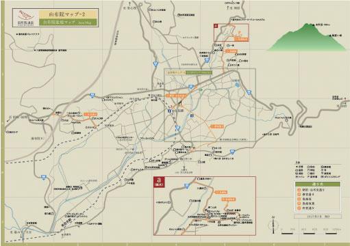 แผนที่เดินชมเมืองยูฟูอิน