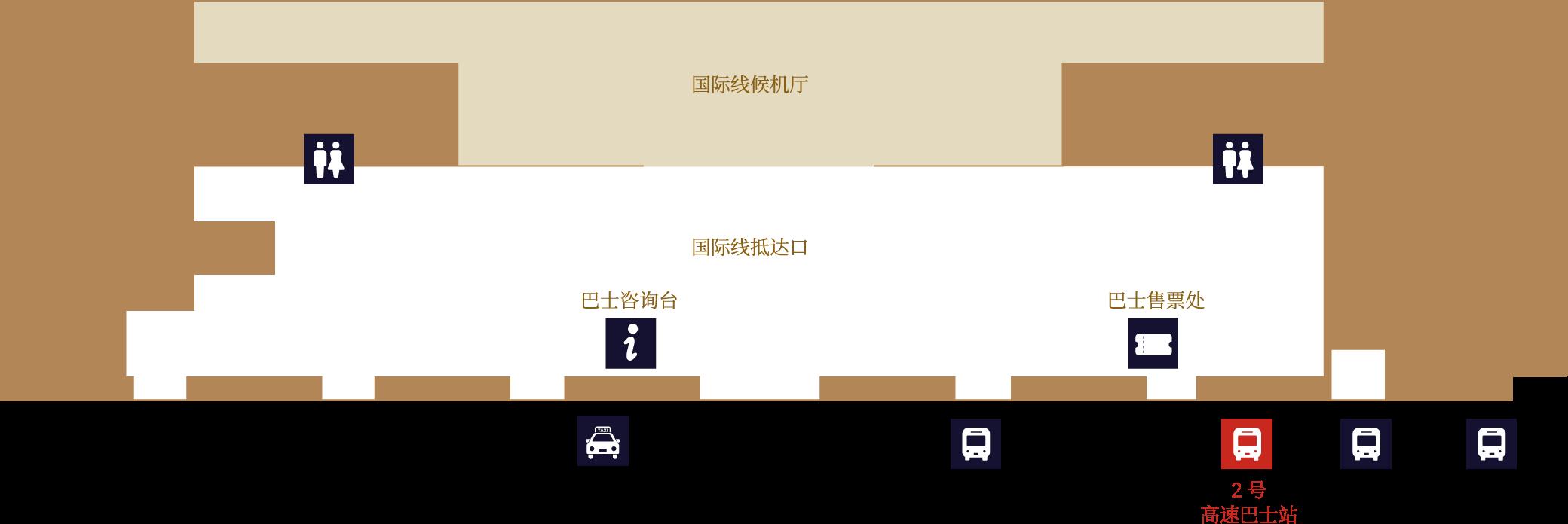 福冈机场指南
