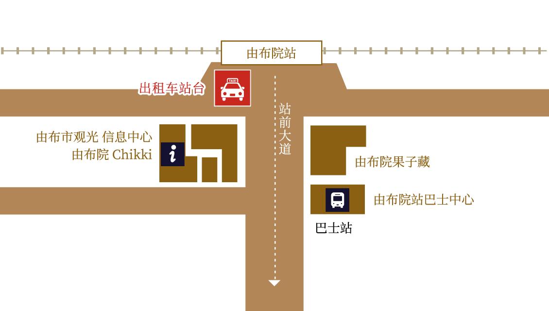 Yufuin station information