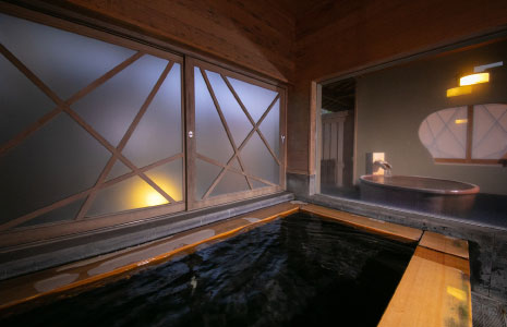 客房专用浴室