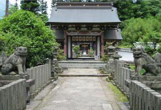 宇奈岐日女神社